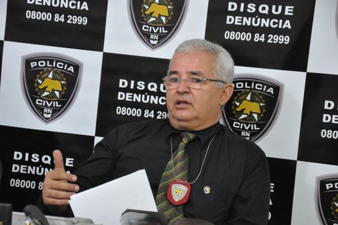 """Polícia Civil realiza operação """"Macaíba em Paz"""""""