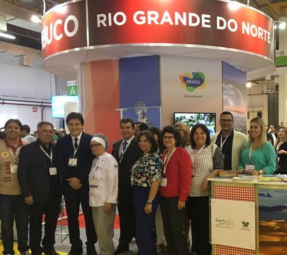 Governador participa da maior feira de turismo da América Latina