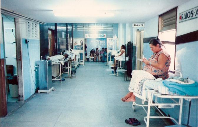 Hospital Walfredo Gurgel completa 43 anos nesta quinta