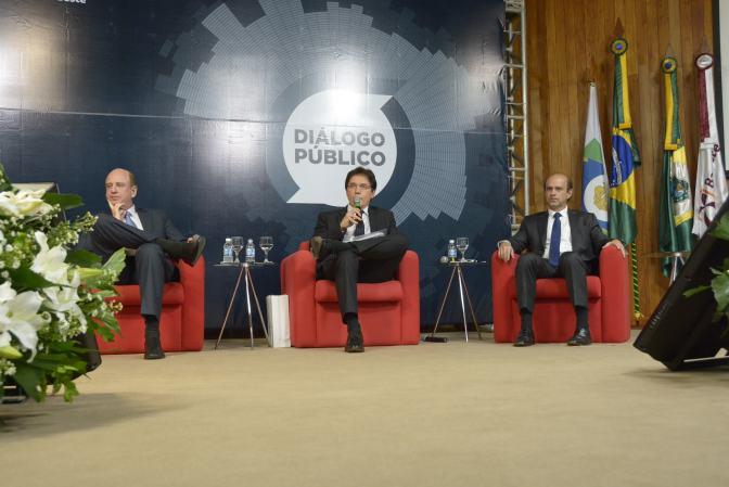 Robinson defende a integração dos estados do Nordeste para fomentar a economia
