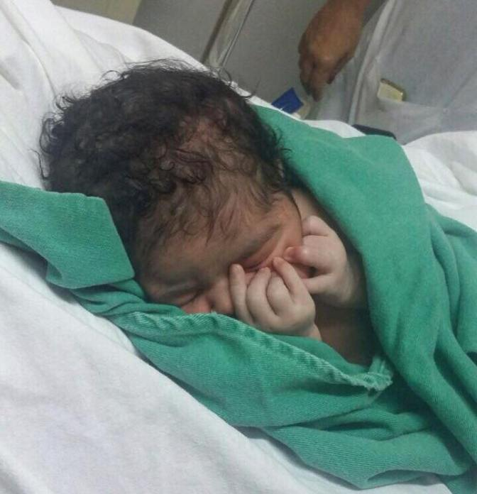 Acontece primeiro parto na maternidade de Macaíba depois de reaberta