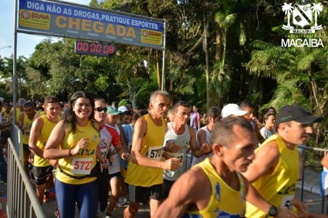 Corrida Augusto Severo Acontece neste domingo em Macaíba