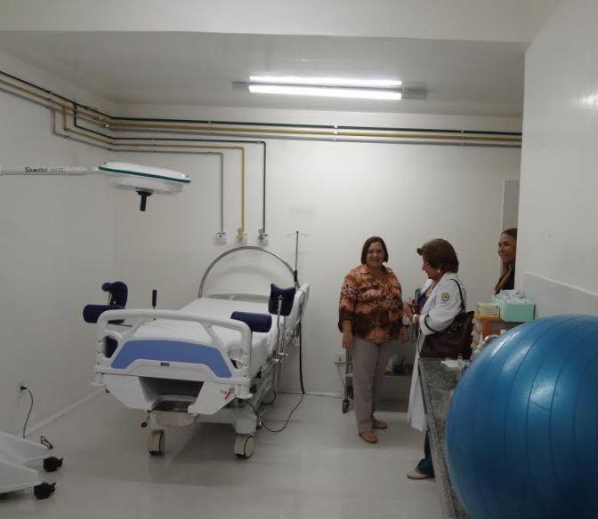 Cremern faz nova fiscalização e desinterdita hospital Alfredo Mesquita