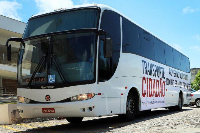 Transporte Cidadão beneficiará cerca de 500 pessoas por dia