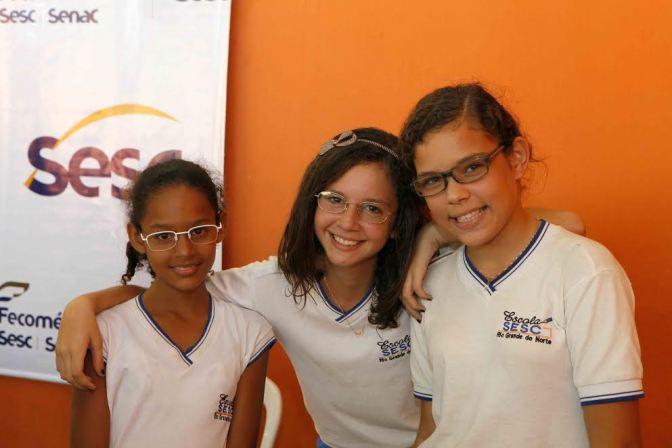 Sistema Fecomércio entregará óculos de graus em Macaíba