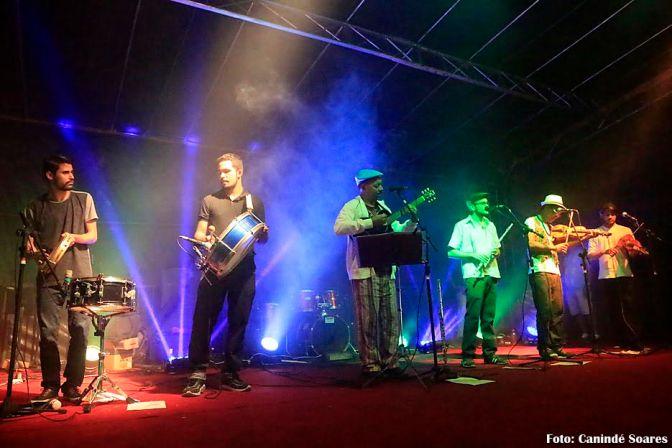 Fiart: Grupos macaibenses participam de festival danças folclóricas