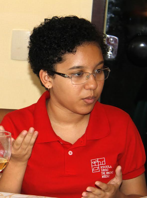 Macaibense selecionada para estudar na melhor escola de ensino médio do país