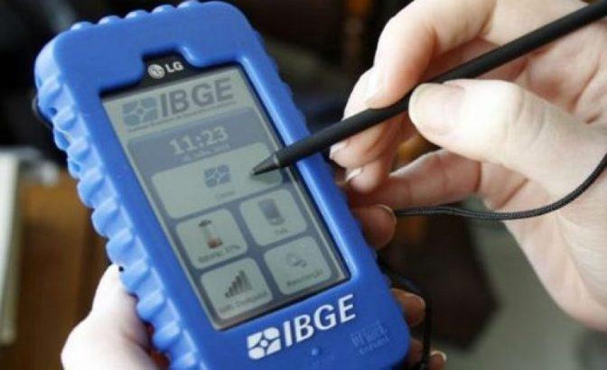 IBGE começa coletar dados para a Pesquisa de Orçamento Familiar