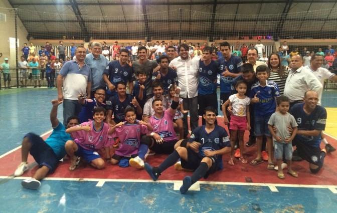 Cruzeiro conquista título estadual e vai representar o RN na Taça Brasil de Fusal