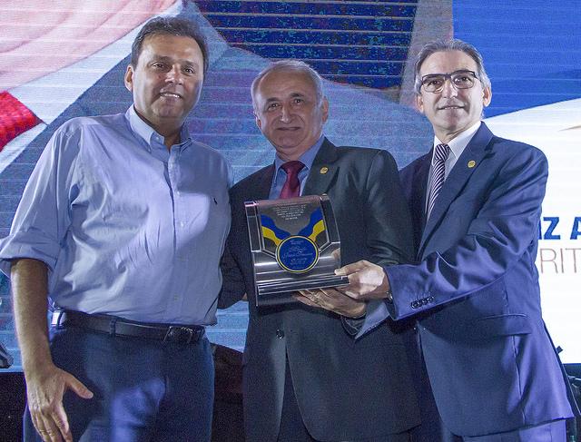 Sistema Fecomércio RN homenageia empresários potiguares com o Mérito Jessé Freire 2017