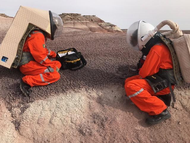 UFRN: Estação de pesquisa simula planeta Marte no interior do RN