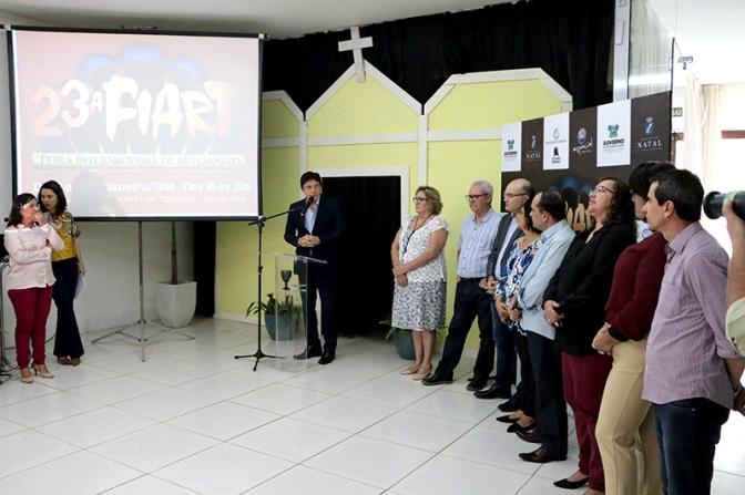 Fiart começa nesta sexta-feira no Centro de Convenções, em Ponta Negra