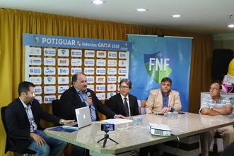 FNF assina contrato no valor de R$ 500 mil com a Caixa Econômica Federal