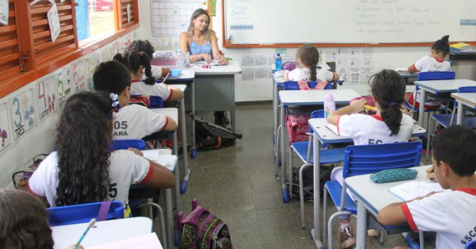 Inep divulga cronograma do Censo Escolar 2018