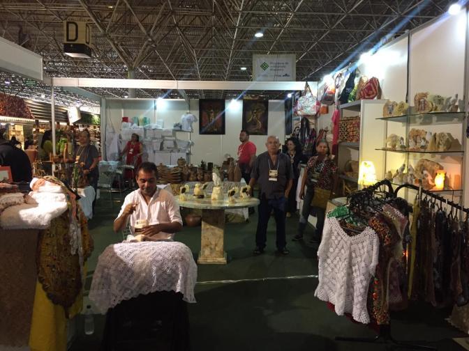 Artesãos potiguares vão a Brasília participar do 10º Salão do Artesanato