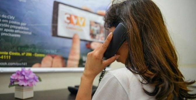 Centro de Valorização da Vida estende serviço de ligações gratuitas: o 188