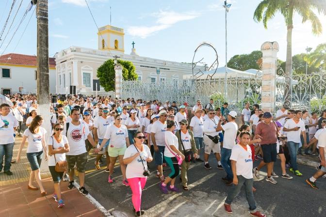 Inscrições abertas para a 4ª Caminhada Histórica do Senac RN