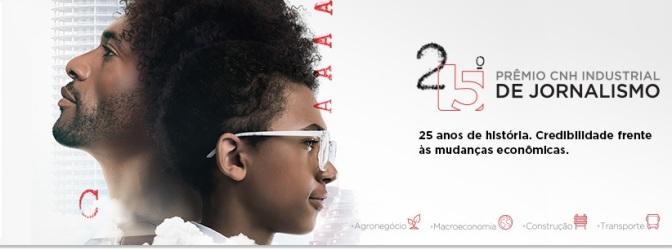 Profissionais tem até o dia 31 para inscrever seus trabalhos no Prêmio CNH Industrial de Jornalismo