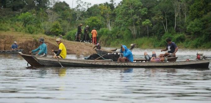 Governo vai atualizar cadastro de pescadores para garantir benefícios