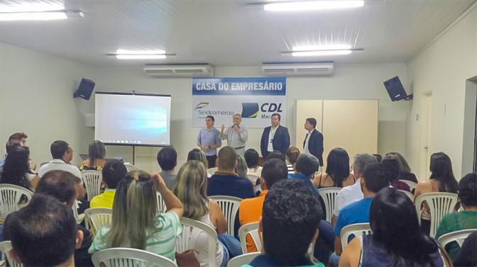 Lacerda pede agilidade na retomada do funcionamento do Banco do Brasil