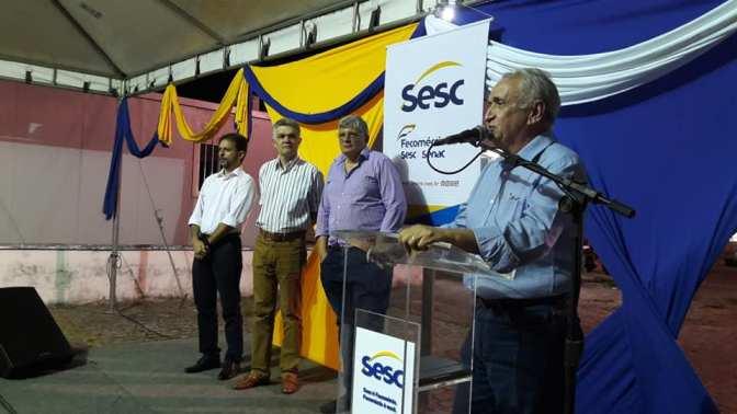 Unidade Móvel Sesc Mulher permanece em Macaíba até 18 de dezembro